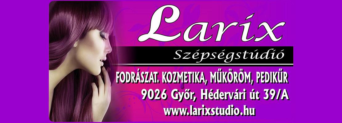 Larix Szépségstúdió Győr slide2