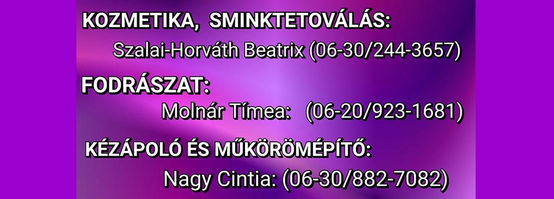Larix Szépségstúdió Győr slide3